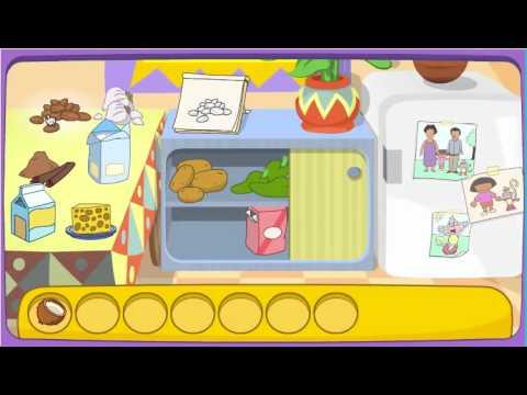 Juegos De Cocina Con Dora | Juego Cocina De Dora Youtube