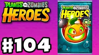 JACK O'LANTERN! - Plants vs. Zombies: Heroes - Gameplay Walkthrough Part 104 (iOS, Android)