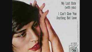 Joni James - My Last Date (With You) (1960)