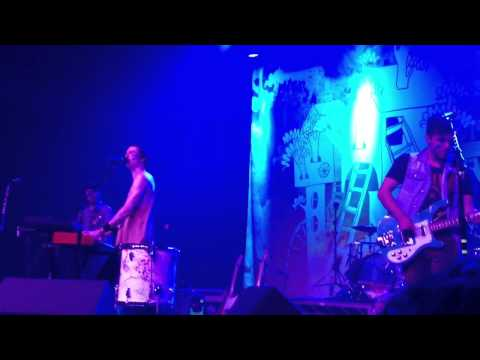 Blue Dress Walk the Moon live at the Fonda, LA