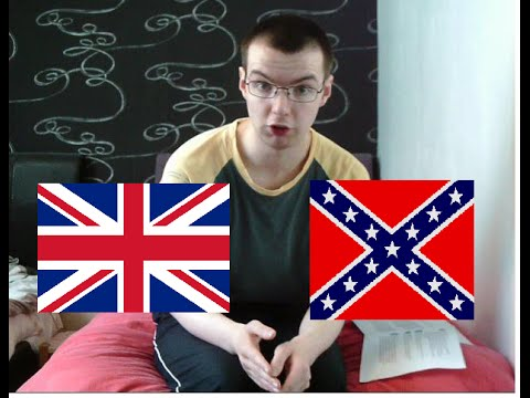 The Union Jack v The Confederate Battle Flag