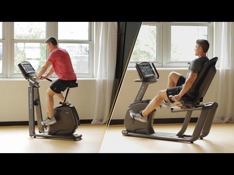 Matrix Fitness Bikes: Bring it Home