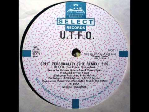 UTFO  Split Personality Remix