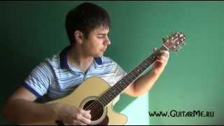 NOTHING ELSE MATTERS на гитаре - видео урок 4/6. Как играть на гитаре