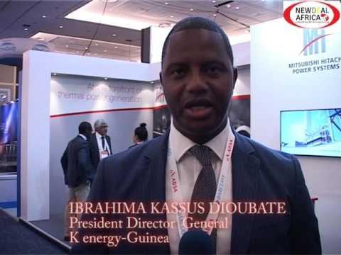 K energy-Africa  energy  Forum