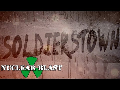 BLACK STAR RIDERS -  Soldierstown (OFFICIAL LYRIC VIDEO)