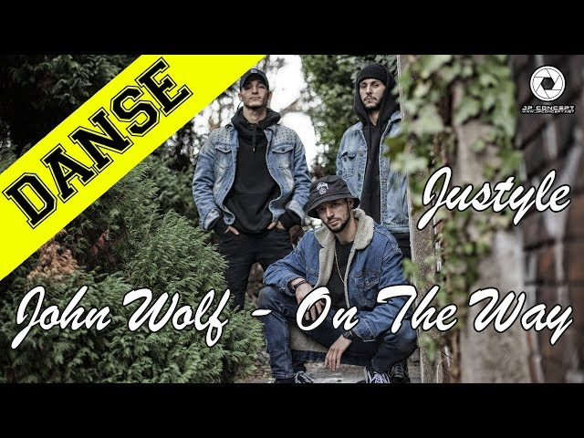 JUSTYLE X JOHN WOLF - ON THE WAY | JUSTYLE | SAINT-ETIENNE | 2017 | JP CONCEPT