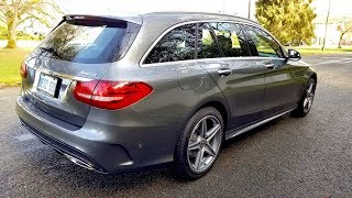 Mercedes C300 Wagon--SAVE THE WAGONS