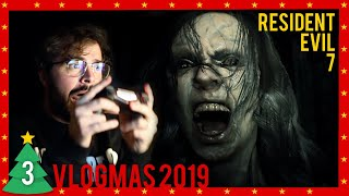 Gameplay HORROR *Reaction* | VLOGMAS 2019 #3