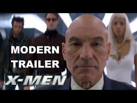 X-Men [2000] (Modern Trailer)