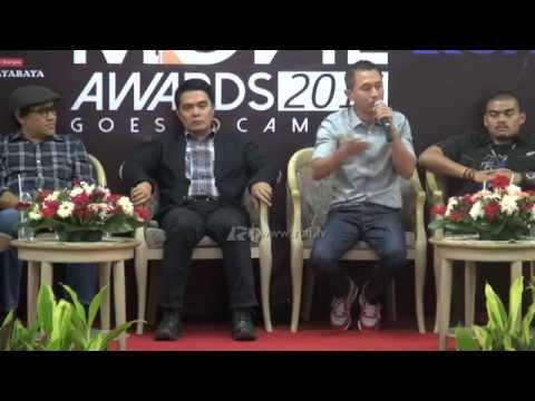 Indonesian Movie Award Goes to Campus - at Kampus Jayabaya