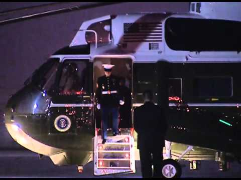 Compilation of Marine One Clips