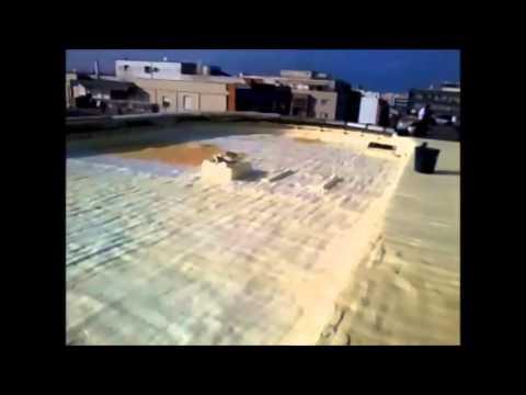 Coibentazione terrazzo - YouTube