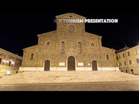 Презентация туристского потенциала Гжели в Италии 1 декабря 2017