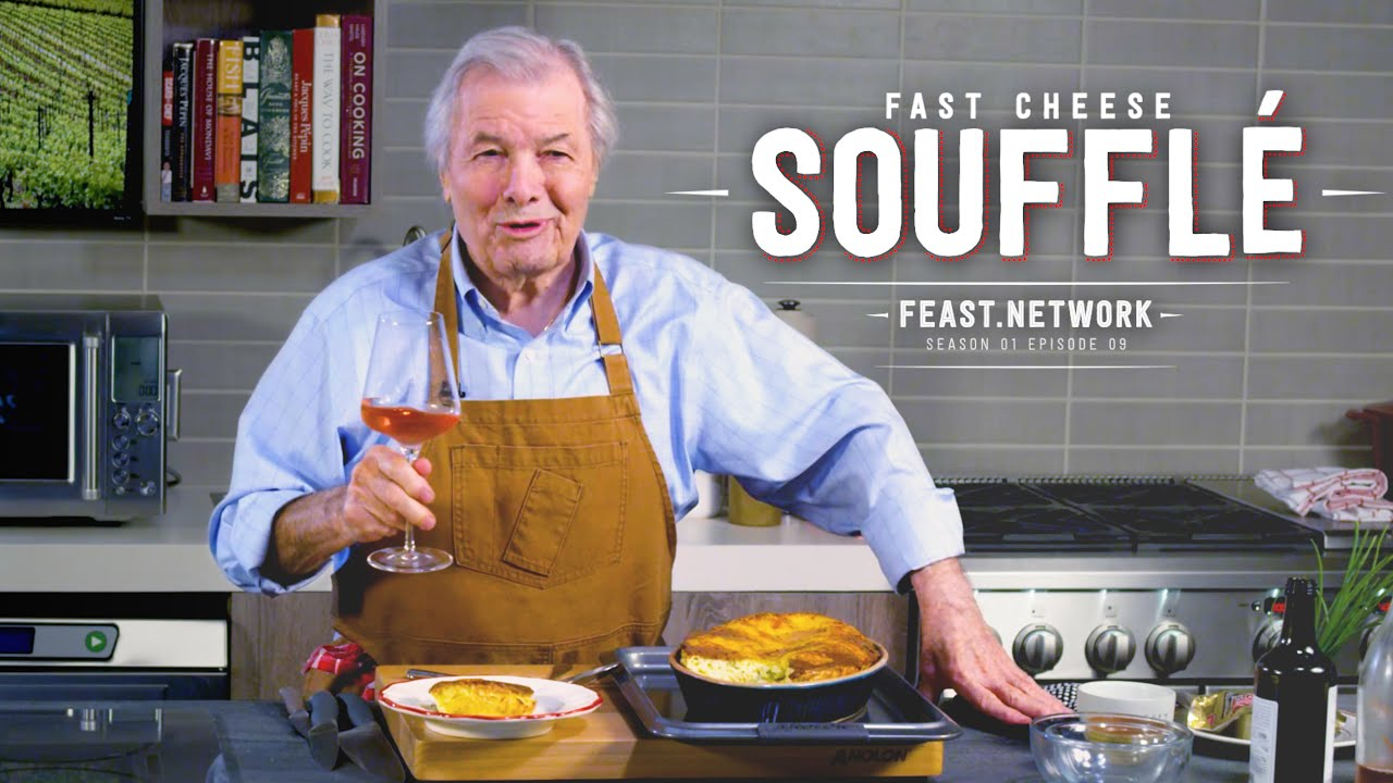 Fast Cheese Soufflé