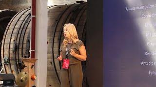Repensar escolhas, reinventar a vida, reconquistar sonhos | Susana Torres | TEDxGuimarães