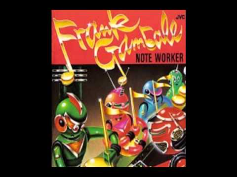 Stay With Me - Frank Gambale - Note Work