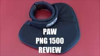 Paw Png1500 Goalie Neck Guard Review