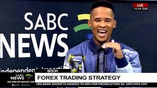 Louis Jr Tshakoane writes a book on forex trading