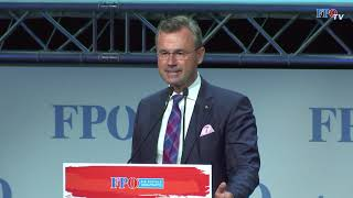 FPÖ-Bundesparteitag 2019: Die Rede von Norbert Hofer
