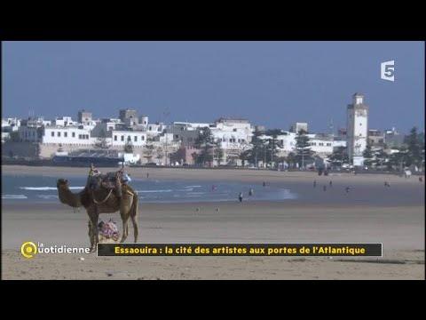 Essaouira : la cité des artistes aux portes de l'Atlantique - La Quotidienne