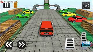 Impossible Tracks 3D / Tracks Simulator Driver / Android Gameplay Video