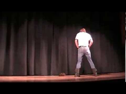 napoleon dynamite dance talent show act youtube. Black Bedroom Furniture Sets. Home Design Ideas