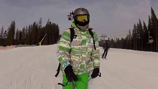 bukovel-transfer.com - Видеоотчёт Буковель - 18.12.2016(Видео отчет, катание в Буковель на лыжах, декабрь 18-22 #transferbukovel #bukovel #буковель #трансфербуковель #драгобрат..., 2017-02-14T09:31:49.000Z)