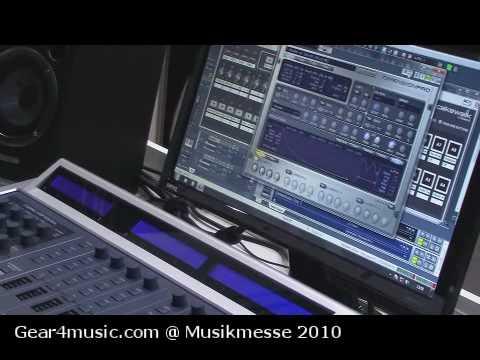 Musikmesse 2010: Roland talk through the new Cakewalk MIDI controller  keyboards