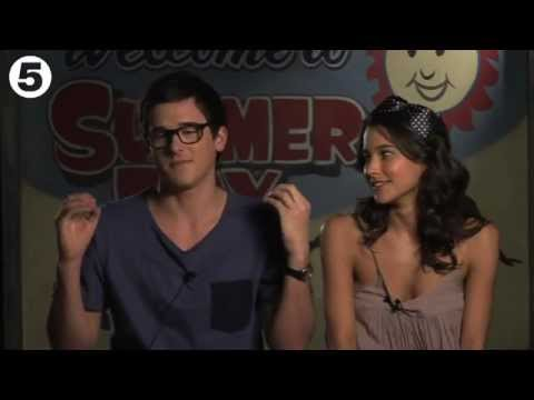 Home and Away: Storyline chat  Charles Cottier and Rhiannon Fish Part 1
