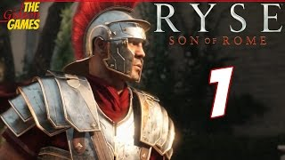 Прохождение Ryse: Son of Rome [HD|PC] - Часть 1 (Сын Рима)