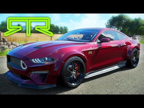 DE SPECIALE MUSTANG RTR in Forza Horizon 4! thumbnail