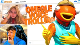 The BEST OMEGLE TROLLING As a KID! (Tiko)