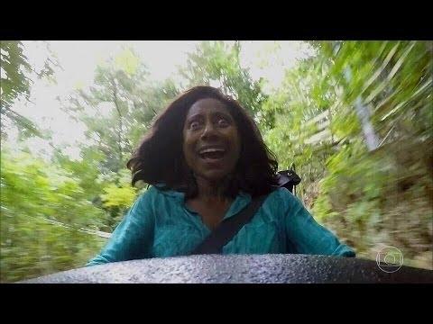 Retrospectiva Gloria Maria Fuma maconha em rede nacional