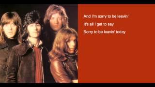 Badfinger - Suitcase lyrics - Straight Up LP YouTube Videos