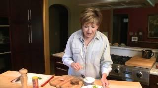 Little Radish Sandwiches - Lakeland Cooks!