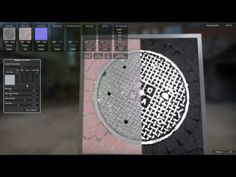 Materialize - Sewer Cover