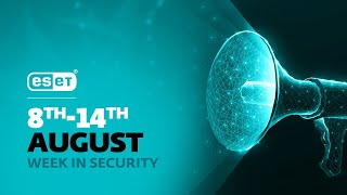 ESET research dissects Mekotio banking trojan – Week in security with Tony Anscombe