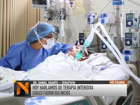 #COLUMNA_SALUD | Hablamos de terapia intensiva - YouTube