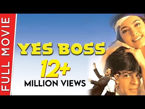 Yes Boss | Full Hindi Movie | Shahrukh Khan, Juhi Chawla | Full HD 1080p