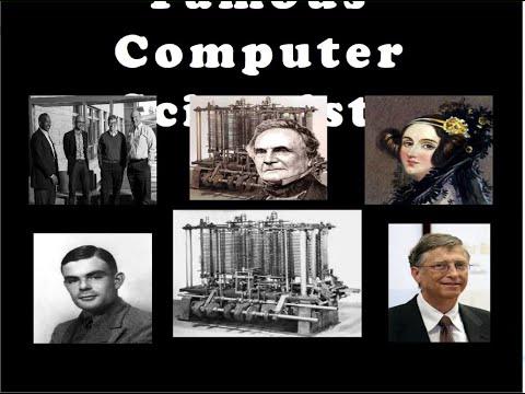 Famous Computer Scientists by Surbhi