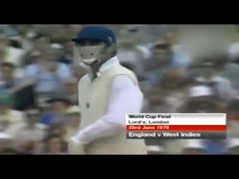 1979 क्रिकेट वर्ल्डकप मे Mike Brearley की बेहतरीन बल्लेबाज़ी