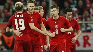 Přípravné utkání Česko - Jižní Korea 2016 1:2