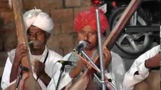 Meghwals performing at Jodhpur RIFF 2009