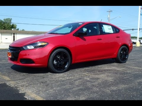 2016 dodge dart sxt blacktop edition for sale dayton troy. Black Bedroom Furniture Sets. Home Design Ideas