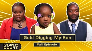 Gold-Digging My Son: Woman Takes Advantage of Man 27-Years Older? (Full Episode)   Paternity Court