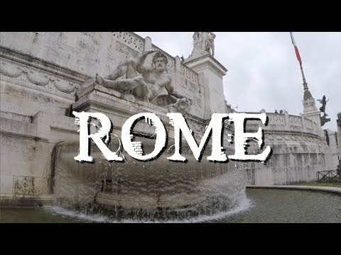 Vik Travel Vlog: Day In Rome!