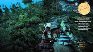 The Witcher 3 Act 2 - Wolven Silver Sword Superior