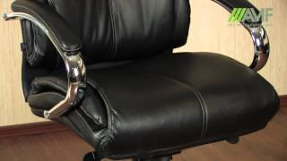 Обзор кресла Аризона(Цена и наличие: http://amf.com.ua/kreslo_arizona_mb_madras_dark_braun/p365435/ Видеообзор кресла Аризона Кресла для руководителя: http://amf..., 2015-04-22T14:22:48.000Z)