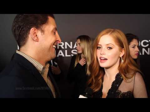 Ellie Bamber at the